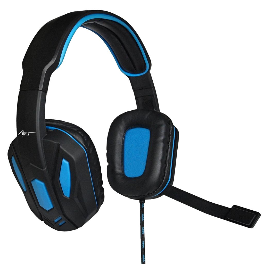 ART GAMING Headphones with microphone X1 HYDRO PRO
