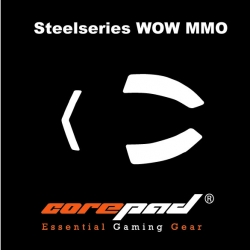 COREPAD Skatez for SteelSeries WOW mouse