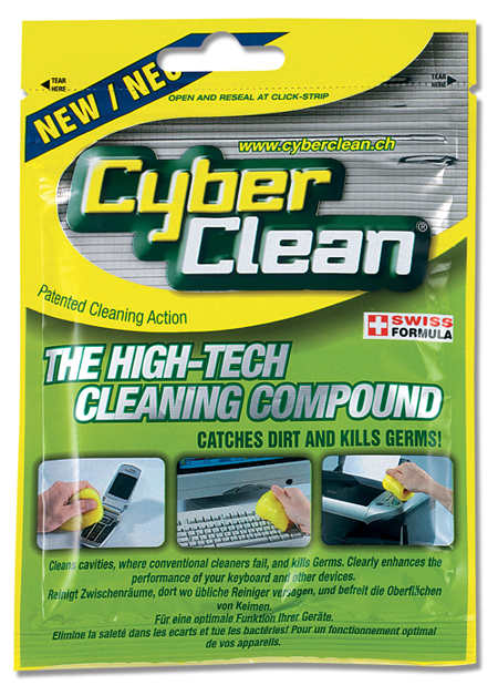 Cyber Clean Home&Office Sachet 75g (46197 - Conventient Pack)