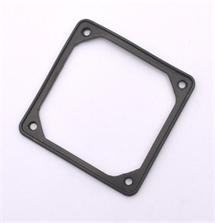 PRIMECOOLER PC-RF60B Rubber Frame (Black Version 60*60*2mm)