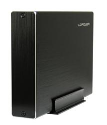 LC POWER LC-35U3-Becrux box pro 3,5 HDD SATA USB 3.0 Black