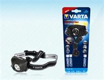 VARTA Indestructible 1W LED Head Light outdoor čelovka, 100m + 3xAAA batérie