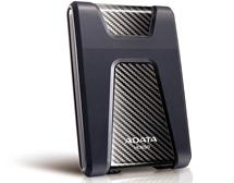 ADATA HD650 DashDrive™ Durable 1TB ext. HDD, USB3.0, shock proof, čierny