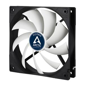 ARCTIC F12 PWM Rev.2 120mm case fan with PWM control