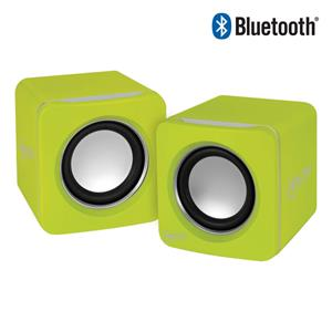 ARCTIC S111 BT (Lime) - Mobile Bluetooth Sound-system
