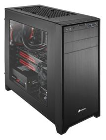 Corsair PC skříň Obsidian Series™ 350D microATX,vetráky 120/140mm,USB 3,windowed