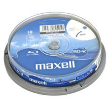 Maxell Blu-ray BD-R Printable 25 GB, 4X, cake 10 ks