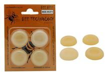 BEE BEE-RCF1 Rubber case feet 4pcs Ivory