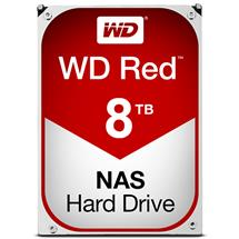 "WD Red WD80EFZX 8TB HDD 3.5"", SATA/600, Intelli Power, 128MB 24x7, NASware"