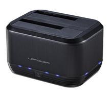LC POWER LC-DOCK-U3-III - HDD docking station