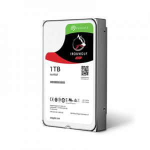 Seagate IronWolf HDD 3.5'' 1TB SATA3 5900RPM, 64MB