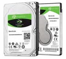 Seagate BarraCuda 2.5'' 500GB SATA3 5400RPM 128MB