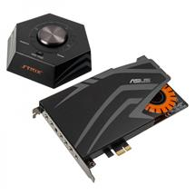 Asus STRIX RAID DLX PCI Express 7.1-channel gaming audio card, +WoW promo code
