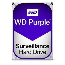 WD Purple WD10PURZ 3.5'' HDD 1TB, SATA/600, 64MB cache, pre video surveillance