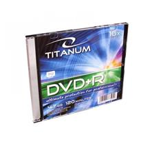 Titanum DVD+R [ slim jewel case 1 | 4.7GB | 16x ] - kartón 200 ks