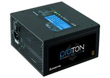 Chieftec ATX PSU PROTON series, BDF-400S, 400W, 80 Plus Bronze