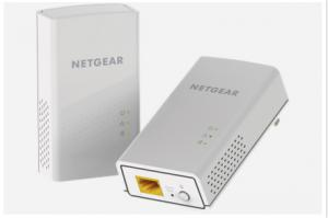 Netgear Powerline 1000Mbps 1PT GbE Adapters Bundel (PL1000)