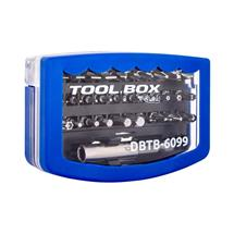 DigitalBox TOOL.BOX 6.3mm bits set