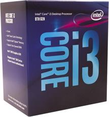 Intel Core i3-8350K, Quad Core, 4.00GHz, 6MB, LGA1151, 14nm, BOX