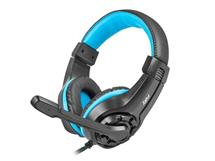 Fury Gaming Headset WILDCAT with microphone, 2 x Mini Jack 3,5mm