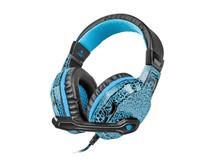 Fury Gaming Headset HELLCAT with microphone, LED, 2 x Mini Jack 3,5mm