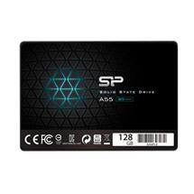 Silicon Power SSD Ace A55 128GB 2.5'', SATA III 6GB/s, 550/420 MB/s, 3D NAND