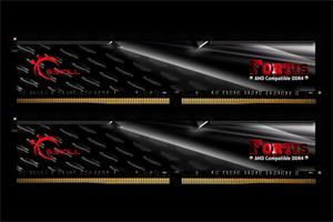 G.Skill FORTIS (for AMD) DDR4 16GB (2x8GB) 2400MHz CL16 1.2V