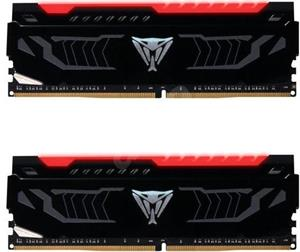 Patriot VIPER LED RED DDR4 16GB 2400MHz CL14 DUAL KIT (2 x 8GB)