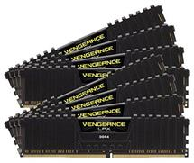 Corsair Vengeance LPX 64GB (8 x 8GB) DDR4 DRAM 3800MHz C19 Memory Kit - Black