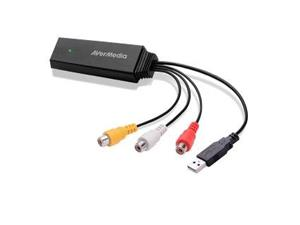 AverMedia Video Converter ET111, RCA (Composite Video) to HDMI adapter
