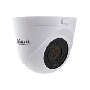 8level IP camera 4MP, 3.6mm, PoE, WDR, IR20m, SD