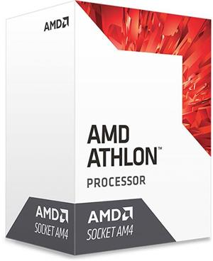 AMD Athlon X4 950, AM4, 2MB