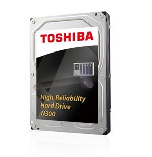 Internal HDD Toshiba N300, 3.5'', 6TB, SATA/600, 7200RPM, 128MB cache, BOX