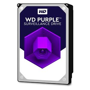 WD Purple WD81PURZ 3.5'' HDD 8TB, SATA/600, 256MB cache, pre video surveillance