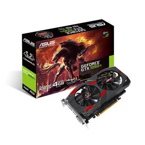 ASUS Cerberus GeForce GTX 1050 Ti ,4GB GDDR5, DP/HDMI