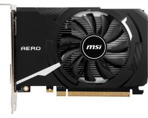 MSI GeForce GT 1030 AERO ITX 2GD4 OC, 2GB, /SL-DVI-D/HDMI/ATX/FAN