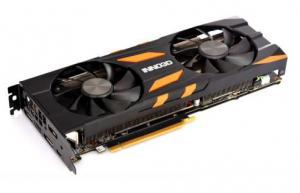 INNO3D GEFORCE RTX 2070 X2 OC, 8GB DDR6, 256-bit, 3x DP+HDMI+USB-C