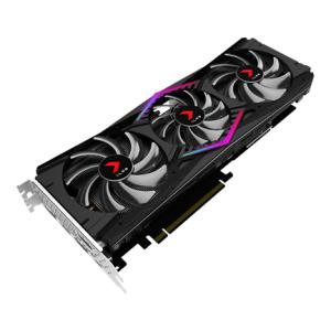 PNY GeForce RTX 2080 XLR8 OC Triple Fan, 8GB GDDR6 (256 Bit), HDMI, 3xDP, USB-C