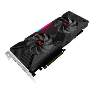 PNY GeForce RTX 2080 XLR8 OC Twin Fan, 8GB GDDR6 (256 Bit), HDMI, 3xDP, USB-C