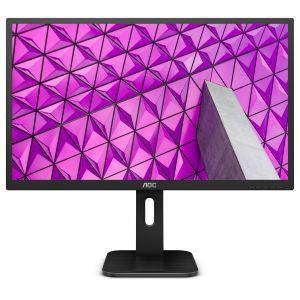 Monitor AOC 27P1 27'', IPS, FullHD, HDMI/VGA/DVI/DP, speakers