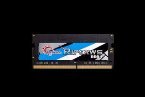 G.Skill Ripjaws DDR4 4GB 2133MHz CL15 SO-DIMM 1.2V