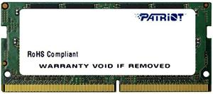 Patriot Signature DDR4 4GB 2133MHz CL15 SODIMM