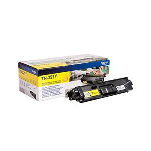 Toner Brother TN321Y yellow | 1500 pgs | HL-L8250CDN