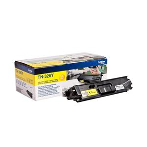 Toner Brother TN326Y yellow | 3500 pgs | HL-L8250CDN