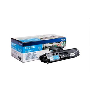 Toner Brother TN329C cyan | 6000 pgs | HL-L8350CDW