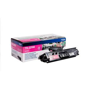 Toner Brother TN329M magenta | 6000 pgs | HL-L8350CDW