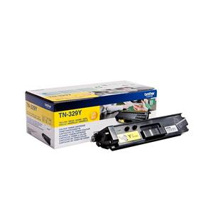 Toner Brother TN329Y yellow | 6000 pgs | HL-L8350CDW