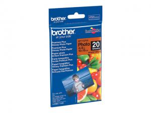 Papier Brother 20 listov glossy 6''x4''