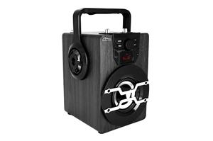 BOOMBOX PRO BT - portable bluetooth active speaker with karaoke feature