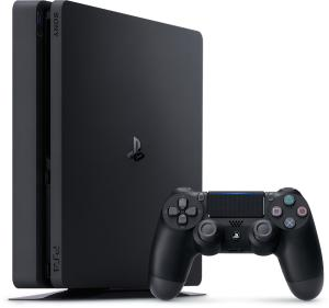 PS4 500GB F Chassis Black/EAS